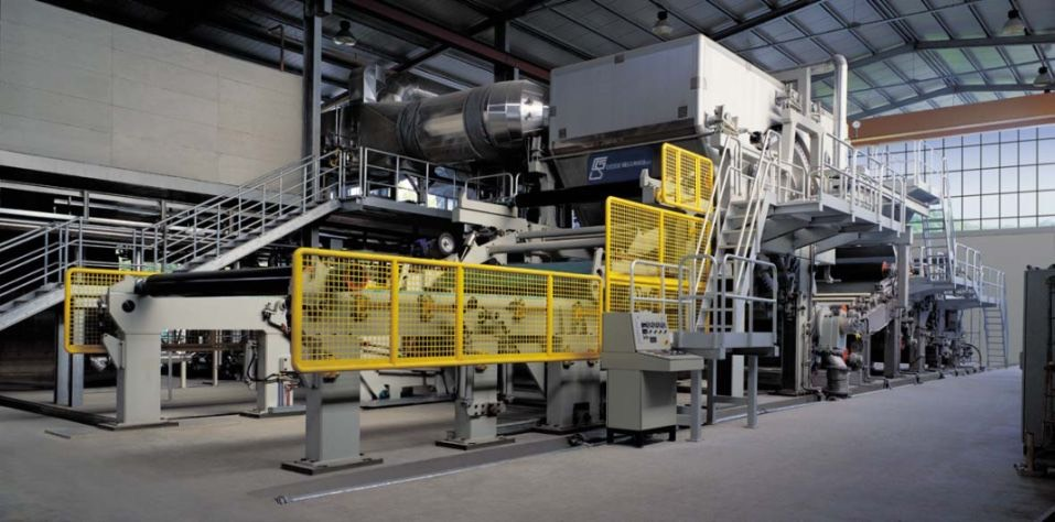 11015256 Tissue Yankee Paper Machine