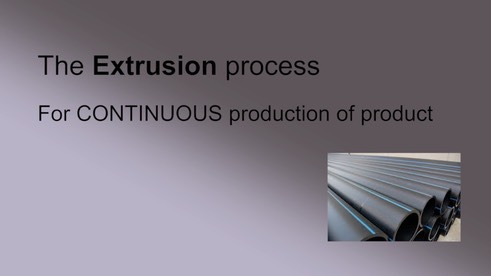 extrusion-process